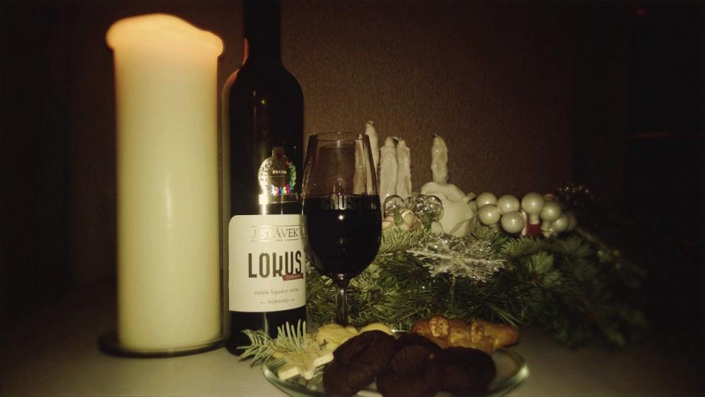 Vína pro svátky Vánoc + dárek ZDARMA