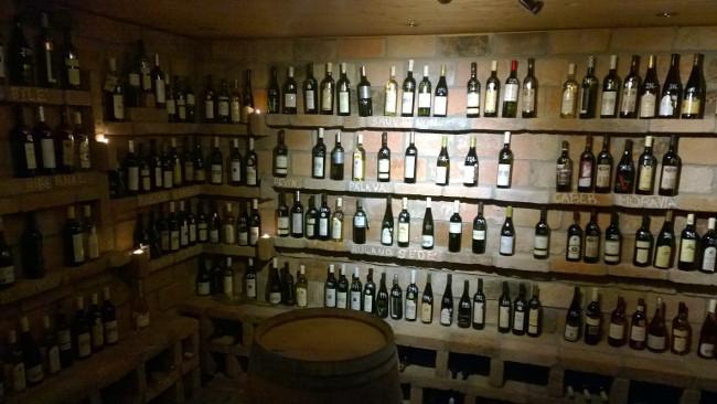 Degustace vín v Hustopečské vinotéce